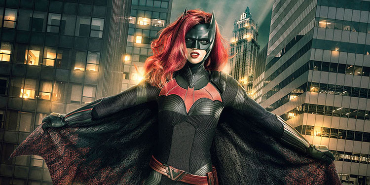 First Look At Ruby Rose As TV's New Lesbian Superhero, Batwoman - Big Gay Picture Show