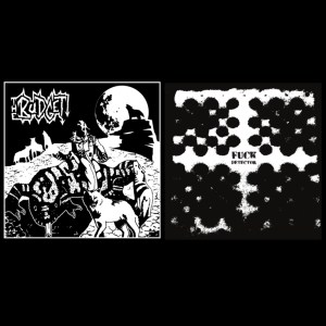 Bigger Boat Records-The Budget-Fuck Detector split 7 inch
