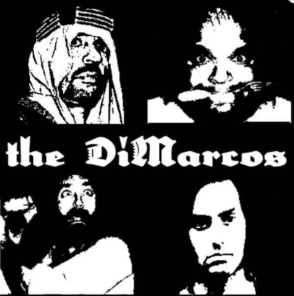 Bigger Boat Records-The DiMarcos s/t 7 inch