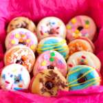 """French Macaron """"Jelly Donuts"""""""