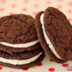 Oreo, Homemade, Gemma Stafford, Bigger Bolder Baking, Recipes