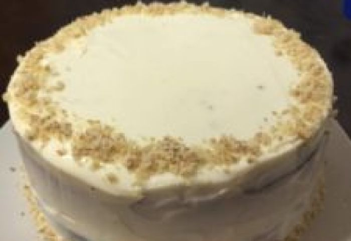 Best Ever Carrot Cake How To Make Cream Cheese Frosting Gemmas