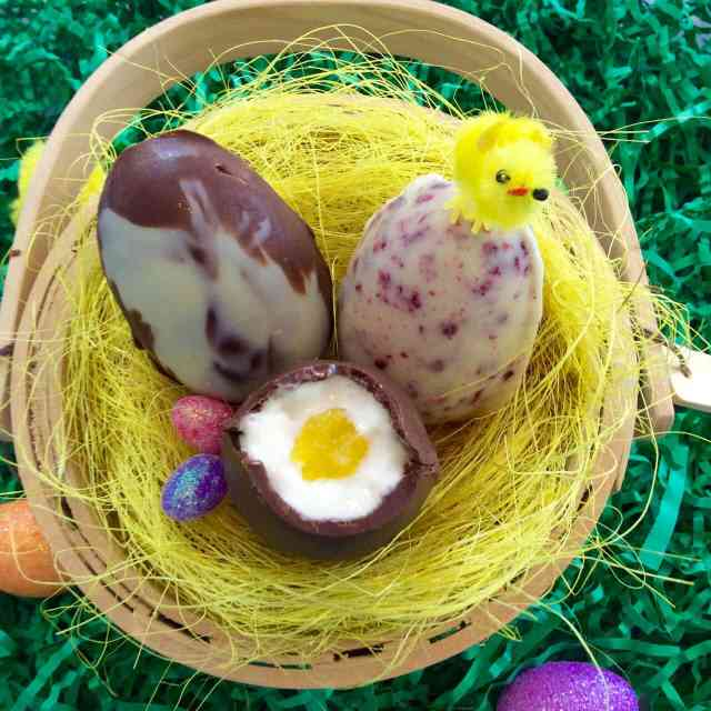 Homemade Chocolate eggs, homemade cadbury cream eggs, easter eggs, chocolate easter eggs, how to make cadbury cream egg, chocolate recipes,Easter recipes, spring recipes, easter desserts, easter time, desserts for easter, Easter Sunday, easter dinner desserts, spring time,Recipes, baking recipes, dessert, desserts recipes, desserts, cheap recipes, easy desserts, quick easy desserts, best desserts, best ever desserts, simple desserts, simple recipes, recieps, baking recieps, how to make, how to bake, cheap desserts, affordable recipes, Gemma Stafford, Bigger Bolder Baking, bold baking, bold bakers, bold recipes, bold desserts, desserts to make, quick recipes