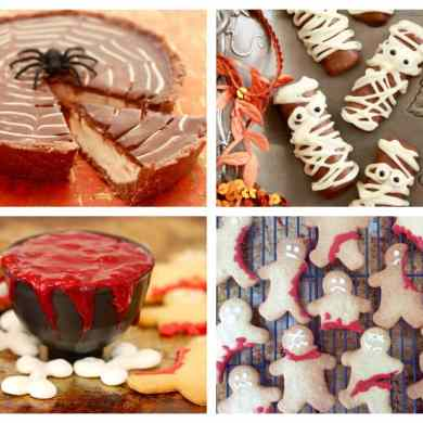 Gemma's Top 10 Halloween Desserts