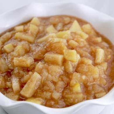 Crock Pot Apple Pie Filling