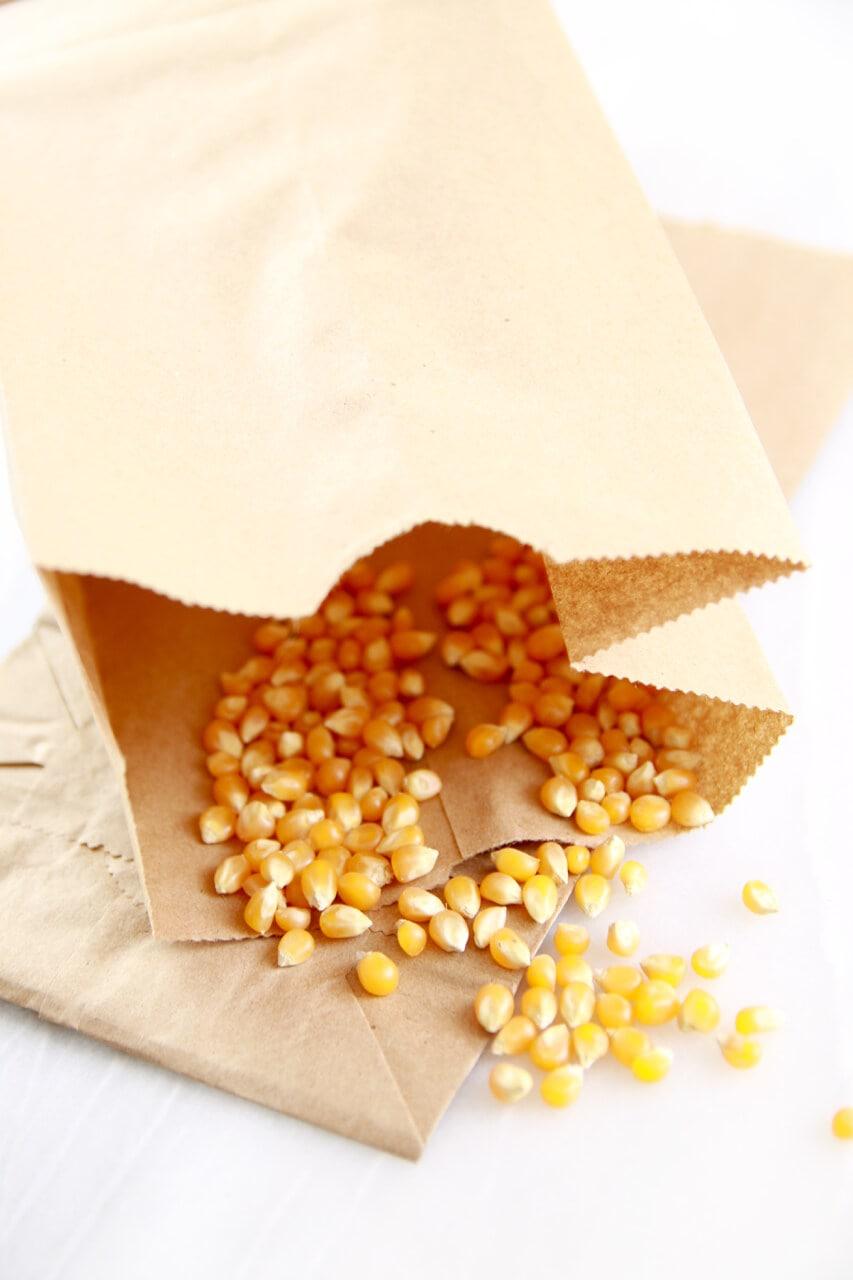 microwave movie theatre style popcorn