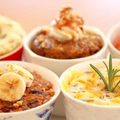 NEW Microwave Mug Meals: 5 Bigger & Bolder Recipes