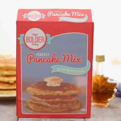 Best Homemade Pancake Recipe (Buttermilk Pancakes Mix from Scratch)