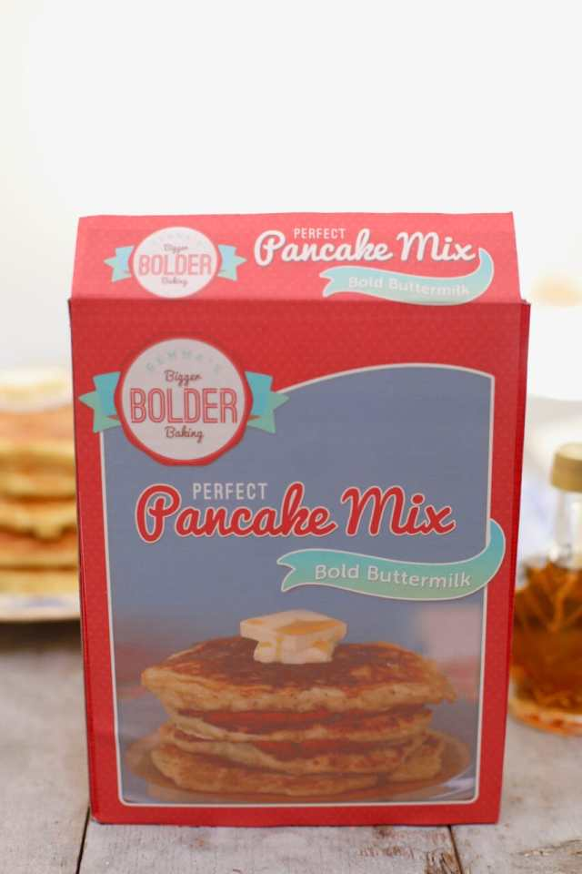 Pancake Mix from scratch