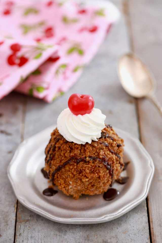fried ice cream, fried ice cream recipe, no fry fried ice cream, Homemade Ice Cream, Homemade No Machine Ice Cream, Ice Cream recipe, how to make homemade ice cream, how to make ice cream without an ice cream machine, egg free ice cream, easy ice cream recipe, how to make ice cream for kids, kids summer activities, baking for kids, recipes for kids, kid friendly recipes, sleep over recipes, Summer vacation recipes