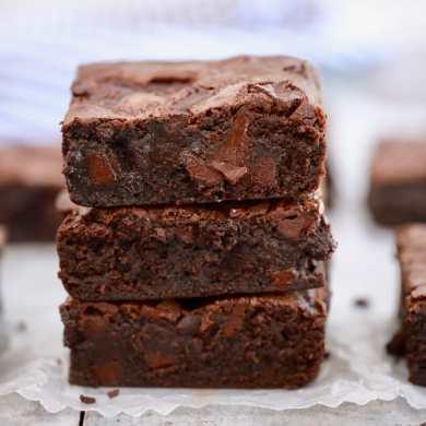Gemma's Best-Ever Brownies Recipe