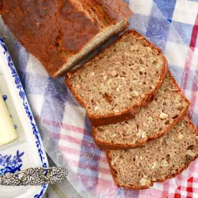 Best Ever Banana Bread Recipe