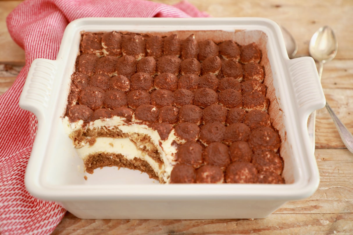 Easy 10-Minute Tiramisu No oven recipe