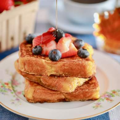 Gemma's Best French Toast