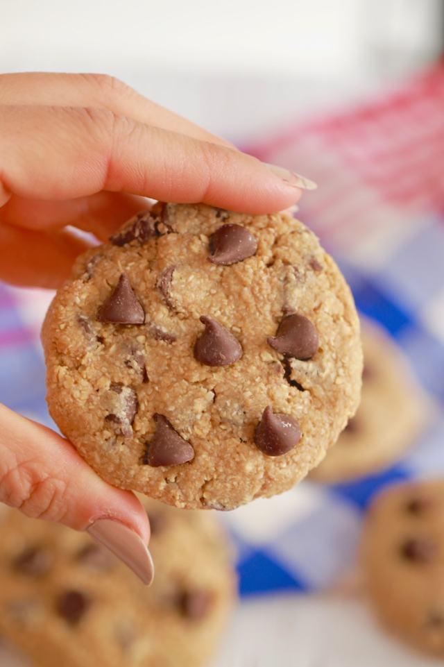 Chocolate Chip No Bake Cookies Recipe Gemma S Bigger