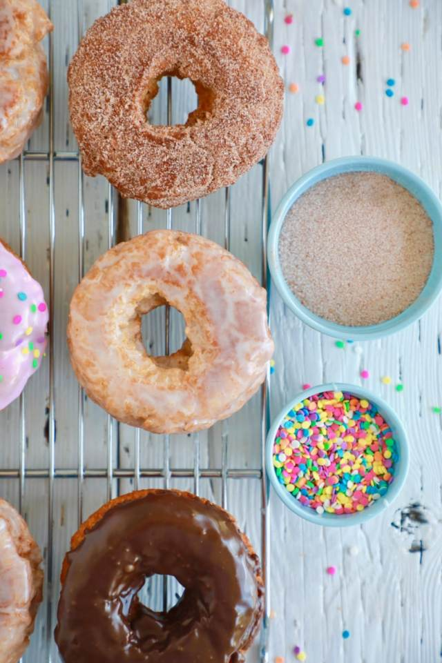 Homemade Donut Glaze Recipes