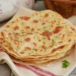 Flatbread Recipe With Only 3 Ingredients