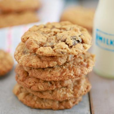 Gemma's Best-Ever Oatmeal Cookies