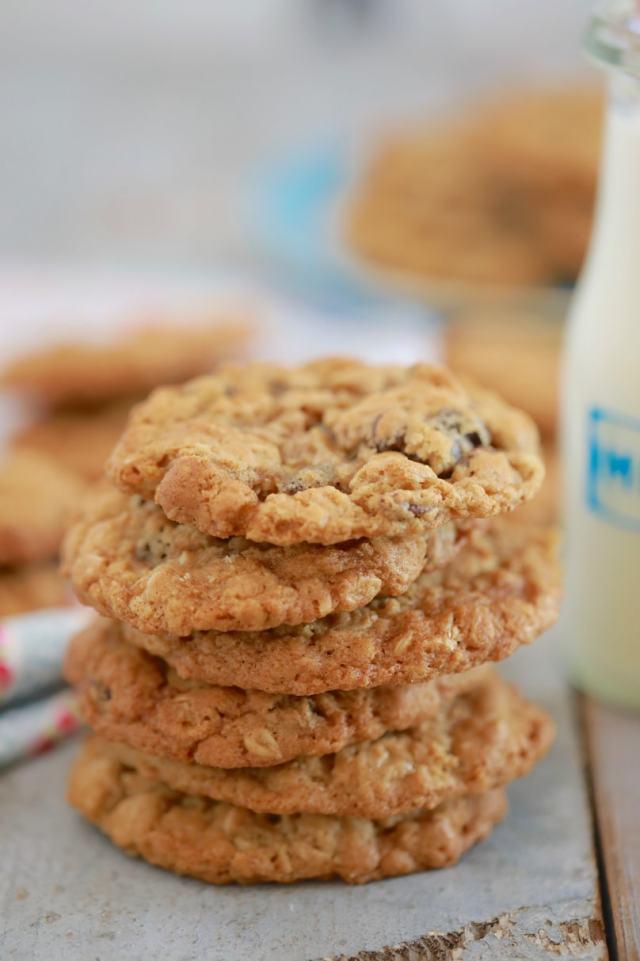 cookies, oatmeal cookies, oatmeal raisin cookies, healthy cookies, oatmeal, best ever cookies, oatmeal cookies recipe,