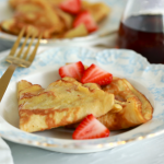 Easy Keto Crepes