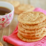 The Softest & Chewiest Snickerdoodle Cookies
