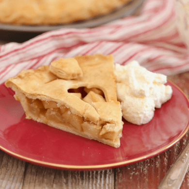 The Perfect Classic Apple Pie Recipe