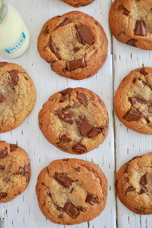 5 Best Baking Recipes or 2018, best ever chocolate chip cookies