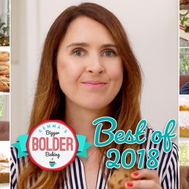5 Best Baking Recipes of 2018