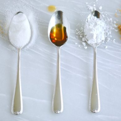 Baking Without Sugar & Baking With Sugar Substitutes