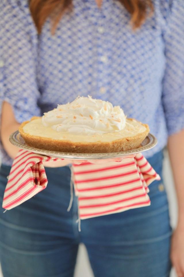 coconut cream pie. coconut cream pie recipe, easy coconut cream pie, best coconut cream pie, old fashioned coconut cream pie, homemade coconut cream pie, classic coconut cream pie, how to make coconut cream pie, best coconut cream pie recipe, easy coconut cream pie recipe, coconut cream pie help, coconut cream pie tips, bigger bolder baking