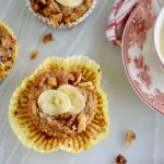 Healthy Banana Nut Muffins (Paleo, Vegan, and Gluten-Free)