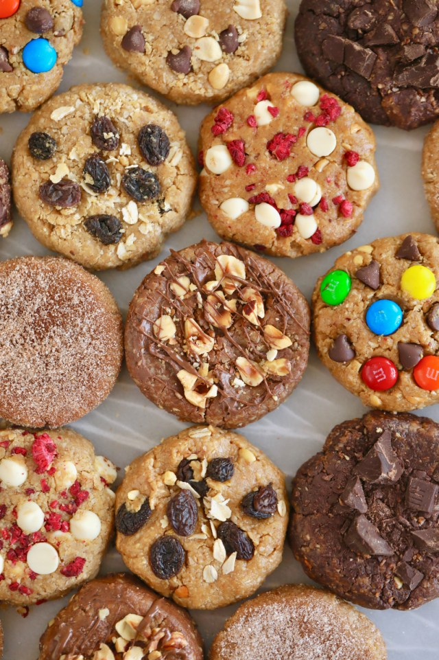 More flavors of Crazy No-Bake Cookies.