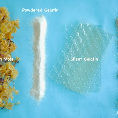 How To Work With Gelatin