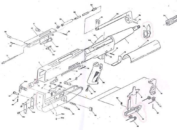 Bushmaster Armpistol
