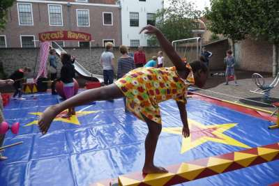 Circus Workshop -