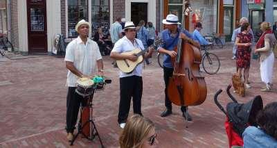 Cuban Latin Trio Caney (Peter J. Visser)