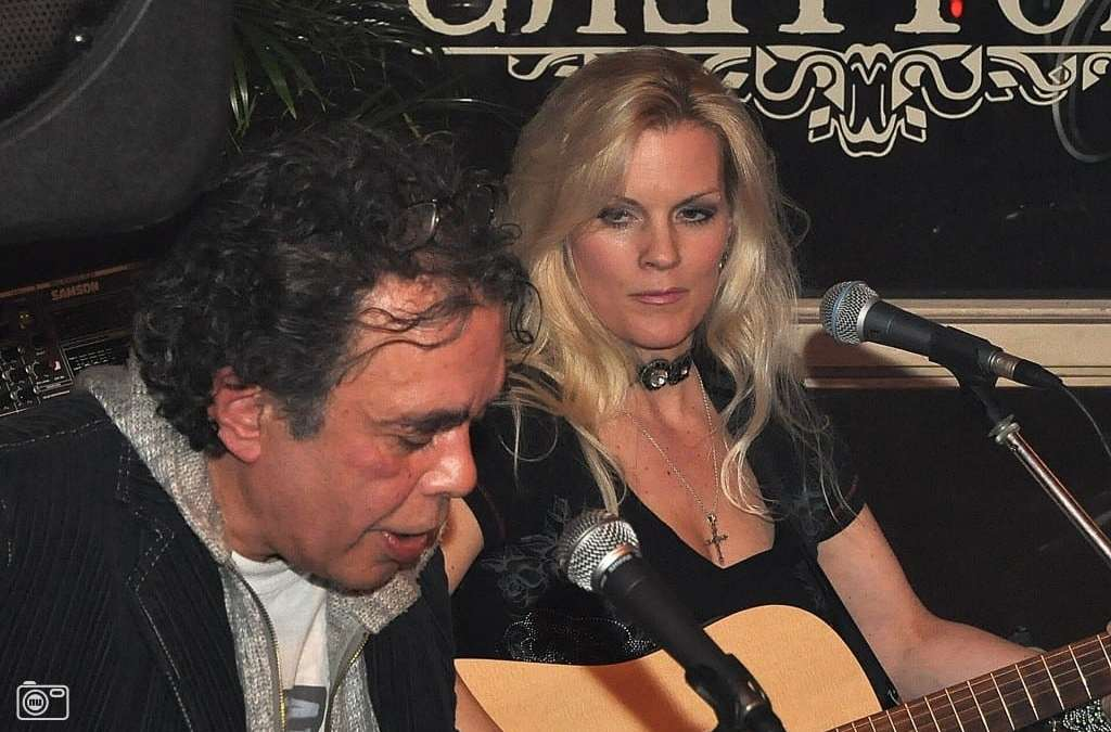 Duo Chris Koenen en Pam MacBeth (Blues-Country)
