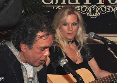 Duo Chris Koenen en Pam MacBeth (Blues-Country)
