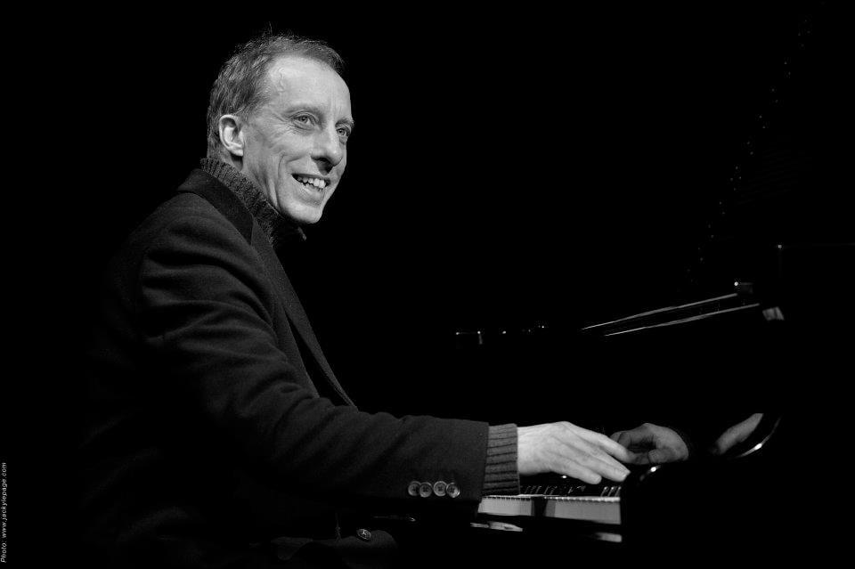 Karel Boehlee (meester Jazz pianist solo)