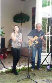 Duo Axel en Anneke in Rode Huis 2