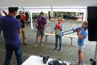 Trombone Workshop met Martien 1