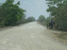 Straße nach Holguin