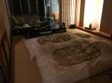 Zimmer bei Nacht