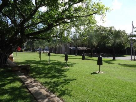 Darwin-Denkmal