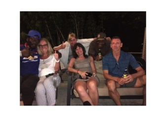 Kurti,Annette,Gabi,Ich,Woody, Mike