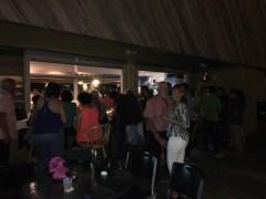 Bar im Yachtclub