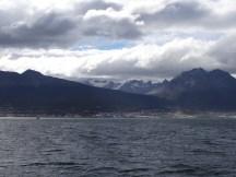 Bergwelt hinter Ushuaia