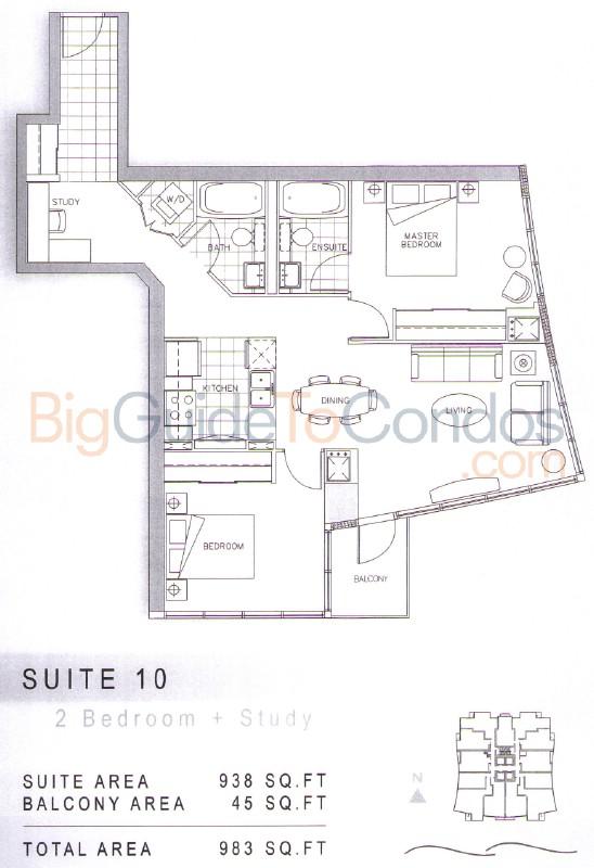 11 Brunel Court Reviews Pictures Floor Plans & Listings