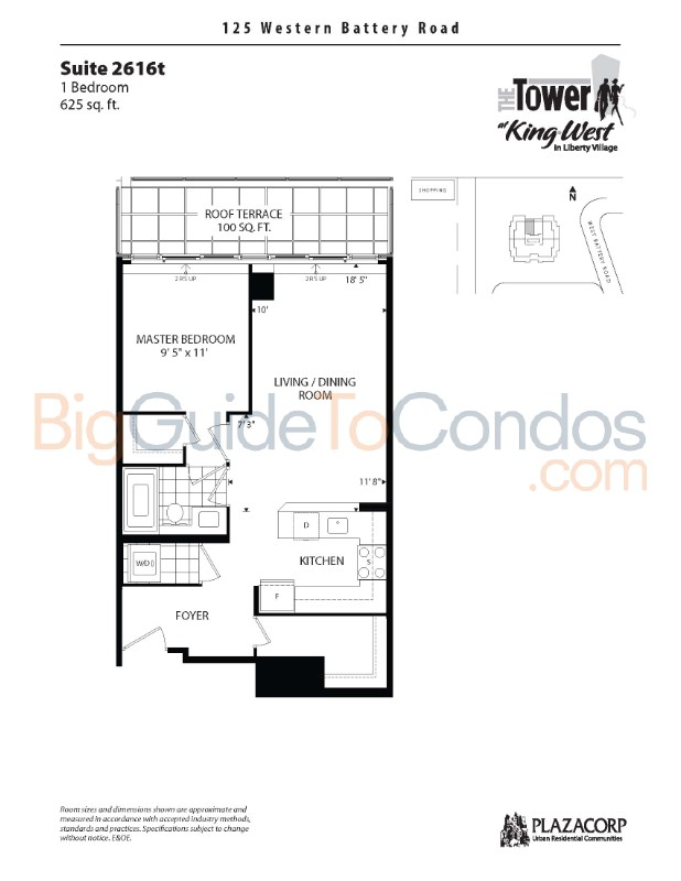 125 Western Battery Road Reviews Pictures Floor Plans