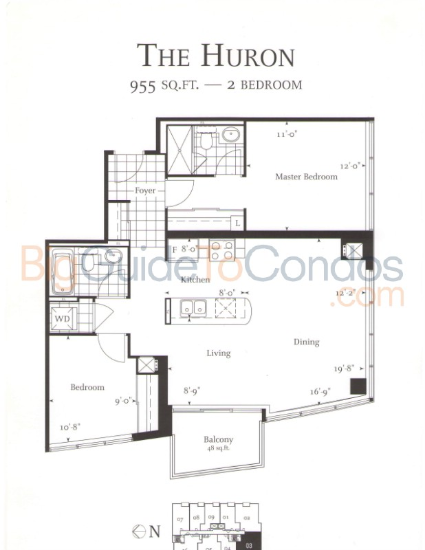 1900 Lake Shore Blvd West Reviews Pictures Floor Plans